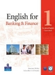 English for Banking & Finance Level 1 Coursebook and CD-Rom Pack - Rosemary Richey