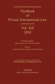 Yearbook of Private International Law - Andrea Bonomi; Gian Paolo Romano