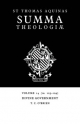 Summa Theologiae: Volume 14, Divine Government - Saint Thomas Aquinas; T. C. O'Brien