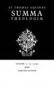 Summa Theologiae: Volume 11, Man - Saint Thomas Aquinas; Timothy L. Suttor
