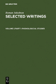 Roman Jakobson: Selected Writings / Phonological Studies - Roman Jakobson