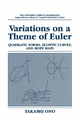 Variations on a Theme of Euler - Takashi Ono