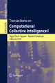 Transactions on Computational Collective Intelligence I