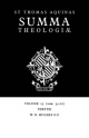 Summa Theologiae: Volume 23, Virtue - Saint Thomas Aquinas; W.D. Hughes