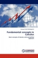 Fundamental concepts in Calculus - Araniyos Terefe Weldegebriel