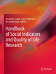 Handbook of Social Indicators and Quality-of-Life Research - Kenneth C. Land; Alex C. Michalos; Joseph Sirgy