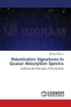 Reionization Signatures in Quasar Absorption Spectra - Simona Gallerani