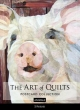 The Art of Quilts Postcard Collection: Animals