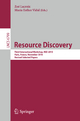 Resource Discovery - Zoe Lacroix; Maria Esther Vidal