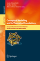 Conceptual Modelling and Its Theoretical Foundations - Antje Düsterhöft; Meike Klettke; Klaus-Dieter Schewe