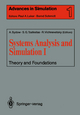 Systems Analysis and Simulation I - Achim Sydow; S. G. Tzafestas; Robert Vichnevetsky