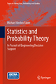 Statistics and Probability Theory - Michael Havbro Faber