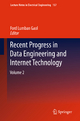 Recent Progress in Data Engineering and Internet Technology - Ford Lumban Gaol