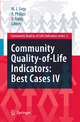 Community Quality-of-Life Indicators - Joseph Sirgy; Rhonda Phillips; Don Rahtz