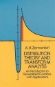 Distribution Theory and Transform Analysis - A. H. Zemanian
