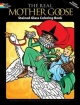 Real Mother Goose Stained Glass Coloring Book - Blanche Fisher Wright
