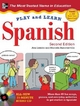 Play and Learn Spanish - Ana Lomba; Marcela Summerville