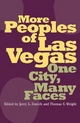 More Peoples of Las Vegas - Jerry L. Simich; Thomas C. Wright
