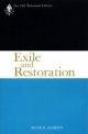 Exile and Restoration - Peter R. Ackroyd