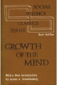 Growth of the Mind - Kurt Koffka