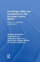 Knowledge, Skills and Competence in the European Labour Market - Linda Clarke; Christopher Winch; Michaela Brockmann