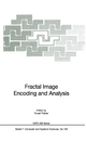 Fractal Image Encoding and Analysis - Yuval Fisher