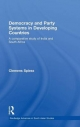 Democracy and Party Systems in Developing Countries - Clemens Spiess