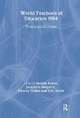 World Yearbook of Education - Sandra Acker; Jacquette Megarry; Stanley Nisbet; Eric Hoyle