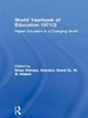World Yearbook of Education - Brian Holmes; David G. Scanlon; William Roy Niblett
