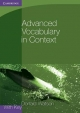 Advanced Vocabulary in Context with Key - Donald Watson