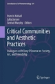 Critical Communities and Aesthetic Practices - Francis Halsall;  Francis Halsall;  Julia Jansen;  Julia Jansen;  Sinéad Murphy;  Sinéad Murphy