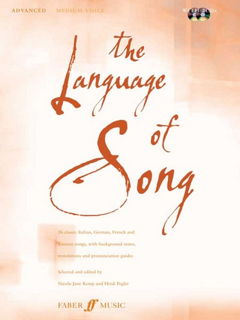 Language of Song: (+2CD's) :  for