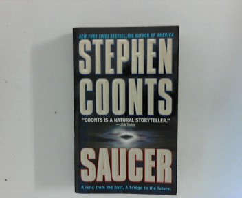 Saucer. - Stephen Coonts