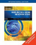 Hands-On Ethical Hacking and Network Defense, International Edition, w. CD-ROM - T. Simpson, Michael, Kent Backman and James E. Corley
