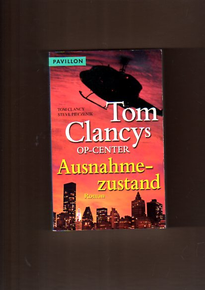 OP-Center - Ausnahmezustand - Clancy, Tom