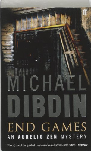 End Games (An Aurelio Zen Mystery) - Dibdin, Michael