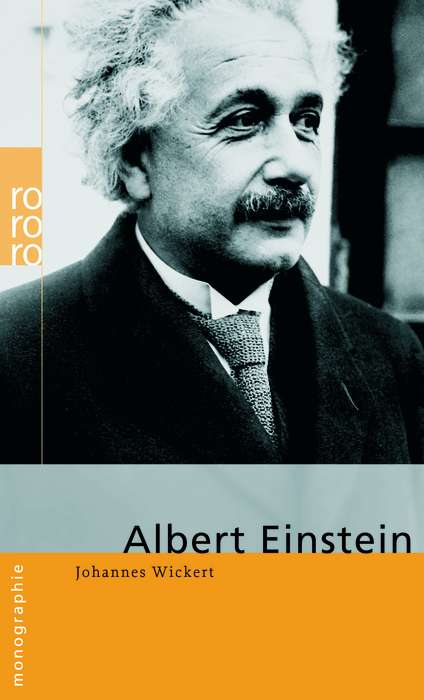 Einstein, Albert - Wickert, Johannes