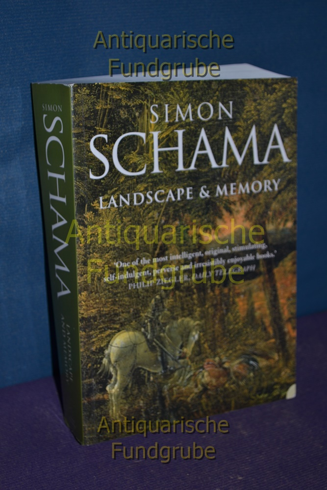Landscape and Memory  Auflage: New ed. - Schama, Simon