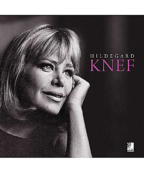 Hildegard Knef, m. 2 Audio-CDs - Paul Von Schell
