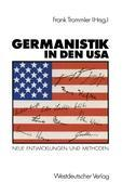 Germanistik in den USA - Frank Trommler