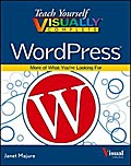 Teach Yourself VISUALLY Complete WordPress - Janet Majure