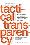 Tactical Transparency - Shel Holtz