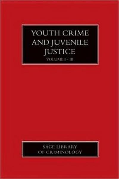 Youth Crime and Juvenile Justice - John Muncie