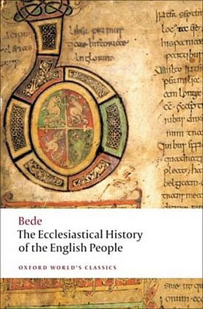 The Ecclesiastical History of the English People - Bede