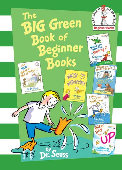 The Big Green Book of Beginner Books - Dr. Seuss