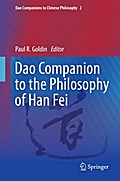 Dao Companion to the Philosophy of Han Fei - Paul Goldin