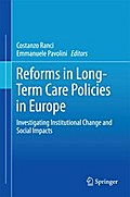 Reforms in Long-Term Care Policies in Europe - Costanzo Ranci