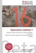Operation Lobster I - Lambert M. Surhone