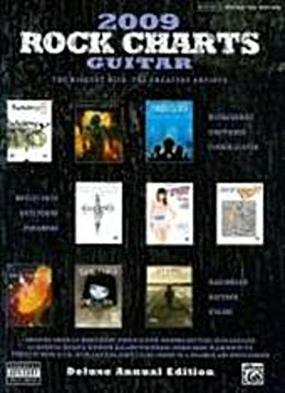 Rock Charts Guitar 2009, Deluxe Annual Edition