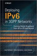 Deploying IPv6 in 3GPP Networks - Jouni Korhonen